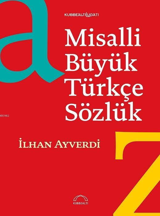 Misalli Büyük Türkçe Sözlük