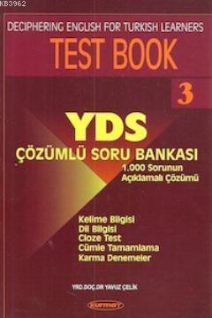 Test Book YDS Çözümlü Soru Bankası