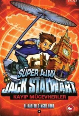 Süper Ajan Jack Stalwart 4; Kayıp Mücevherler