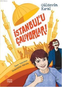 İstanbul'u Çalıyorlar; Ömer Hepçözer Dedektiflik Bürosu