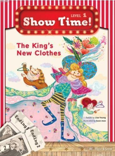 The King's New Clothes + Workbook + Multirom (Show Time Level 1)