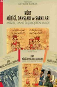 Kürt Müziği Dansları ve Şarkıları (3 Cilt)