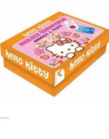 Hello Kitty İngilizce Öğreniyorum Animals and Fruits (40 Parça)