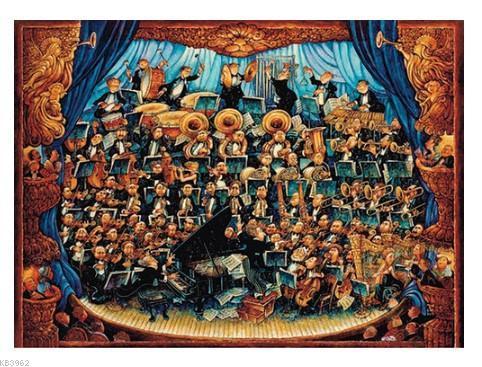 Anatolian Puzzle Orkestra Fortissimo 1000 Parça 3177