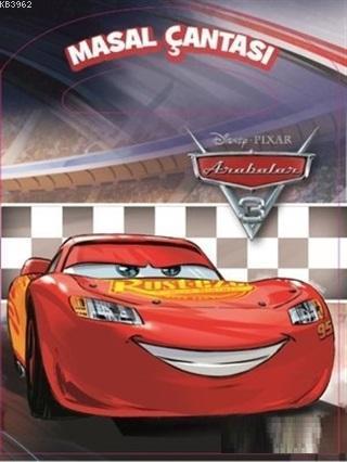 Masal Çantası - Disney Pixar Arabalar 3