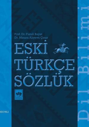 Eski Türkçe Sözlük