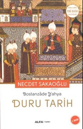 Bostanzade Yahya Duru Tarih