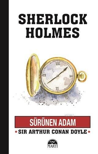 Sürünen Adam - Sherlock Holmes