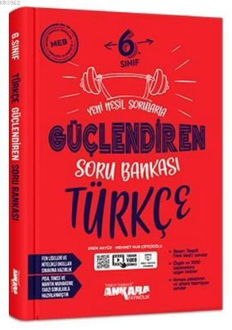 6. Sınıf Güçlendiren Türkçe Soru Bankası