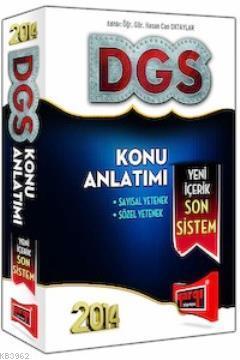 DGS Konu Anlatımlı Sayısal ve Sözel Yetenek