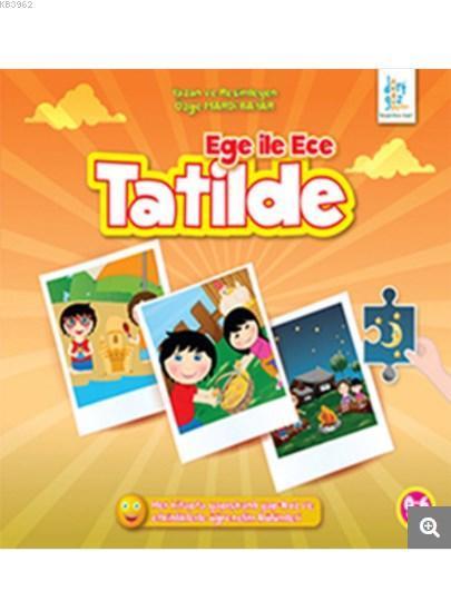 Ege ile Ece - Tatilde