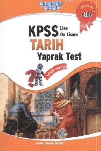 KPSS Lise Önlisans Tarih Yaprak Test