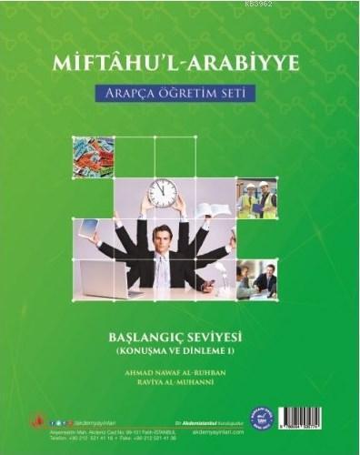 Miftâhu'l-Arabiyye (Arapça Öğretim Seti - Konuşma ve Dinleme)