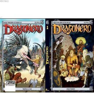 Dragonero 3; İzciler Toplantısı - Sivri Dişler ve Çelik