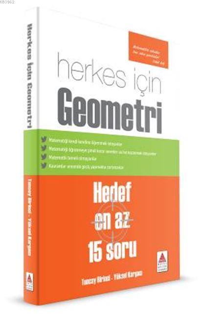 Herkes İçin Geometri; Hedef En Az 15 Soru