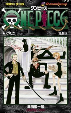 One Piece 6 - Yemin