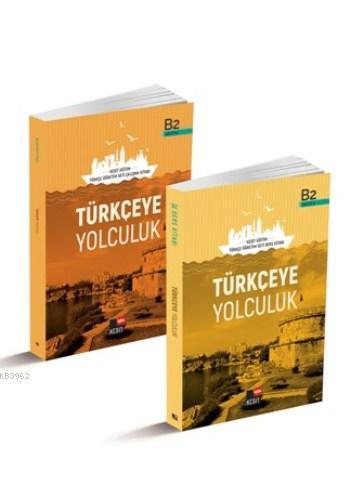 Türkçeye Yolculuk; A1 Ders Kitabı / A1 Çalışma Kitabı