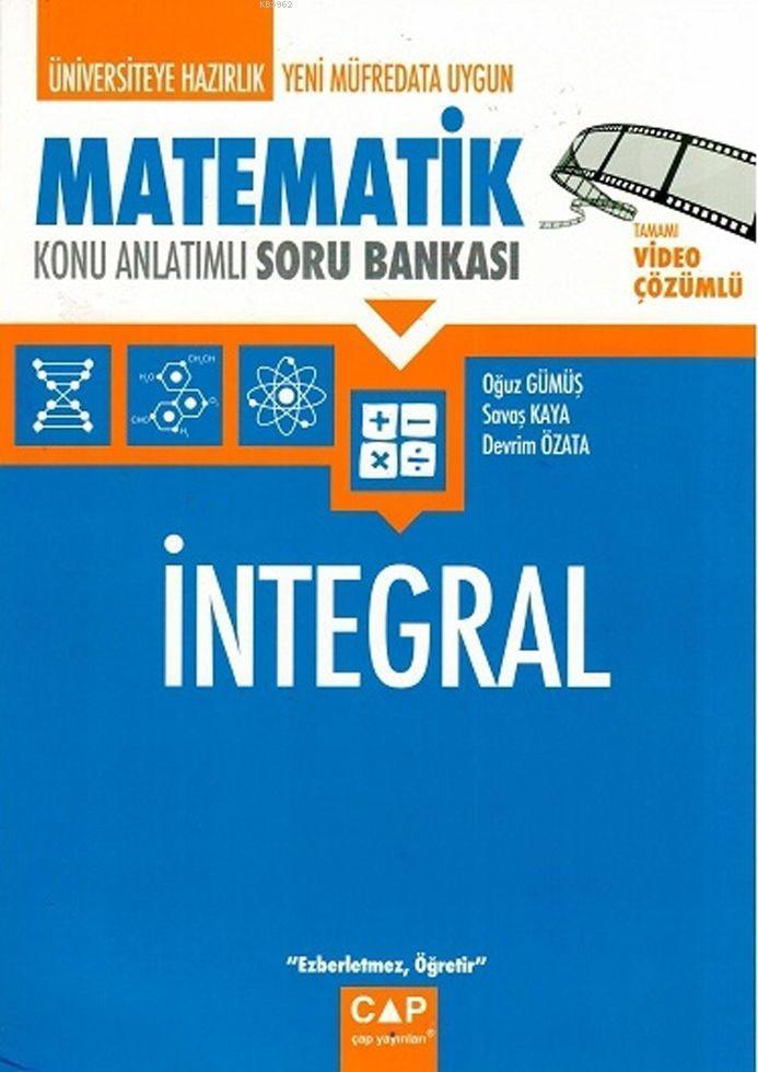 Üniv. Haz Matematik İntegral Ka-Sb 2020