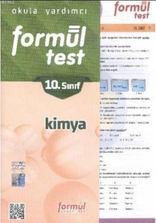 10. Sınıf Kimya Yaprak Testleri