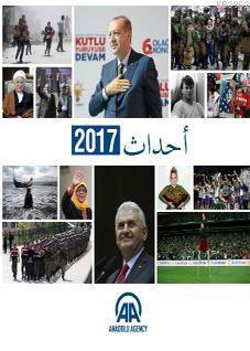 Anadolu Ajansı Yıllık 2017 Arapça