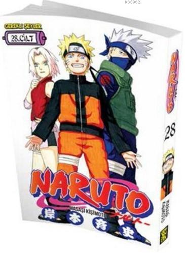 Naruto Cilt 28