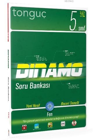 Tonguç 5.Sınıf Fen Bilimleri Dinamo Soru Bankası