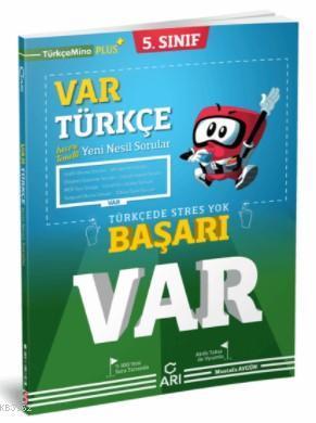 5.Sınıf Var Türkçe Soru Bankası