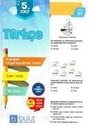 5. Sınıf Türkçe Kazanım Değerlendirme Testi