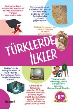 Türklerde İlkler