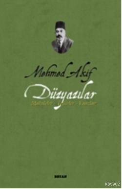Mehmed Akif Düzyazılar