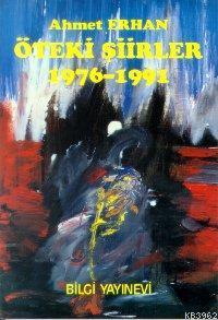 Öteki Şiirler 1976-1991