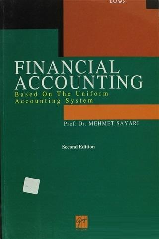 Financial Accounting; Based On The Uniform Accounting System