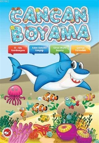 Cancan Boyama 9789759999674 Kitap Garantikitapcom