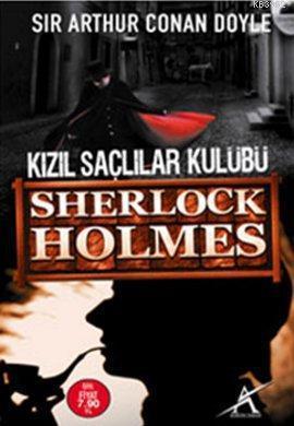 Sherlock Holmes - Kızıl Saçlılar Kulübü (Cep Boy)