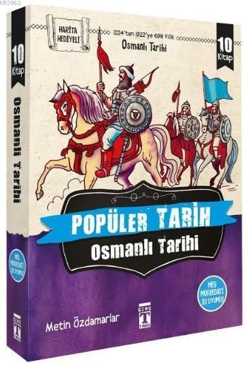 Popüler Tarih - Osmanlı Tarihi; Set (10 Kitap)