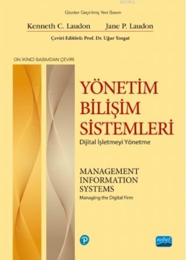 Yönetim Bilişim Sistemleri; Dijital İşletmeyi Yönetme
