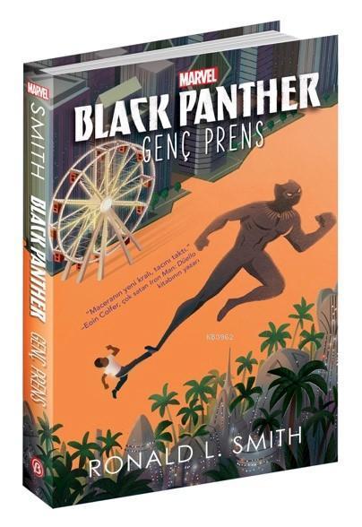 Black Panther - Genç Prens