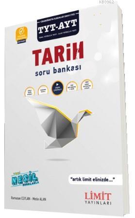 Limit Yayınları TYT AYT Tarih Soru Bankası
