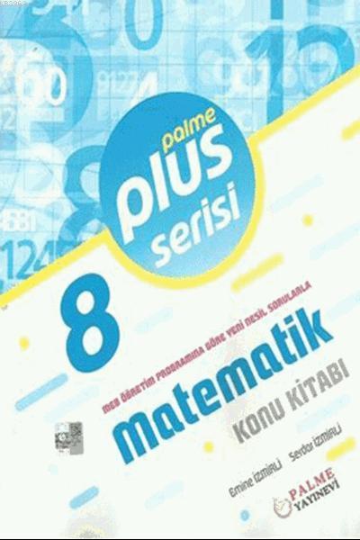 8. Sınıf Plus Serisi Matematik Konu Kitabı