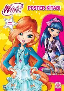 Winx Clup; Poster Kitabı