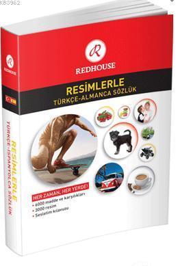 Redhouse Resimlerle Türkçe-Almanca Sözlük
