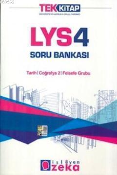 Tek Kitap LYS 4 Soru Bankası