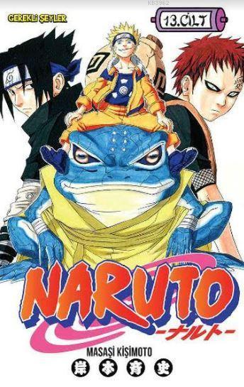 Naruto 13. Cilt  Çuunin Sınavı Bitiyor