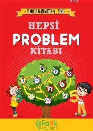 Hepsi Problem Kitabı; İlkokul Matematik 4. Sınıf