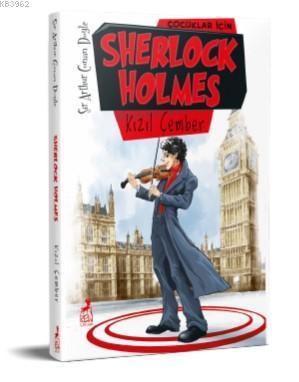 Çocuklar İçin Sherlock Holmes : Kızıl Çember