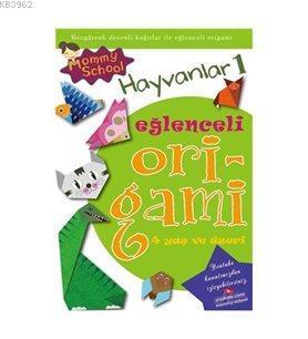 Eğlenceli Origami Hayvanlar 1