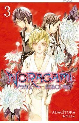 Noragami Cilt 3