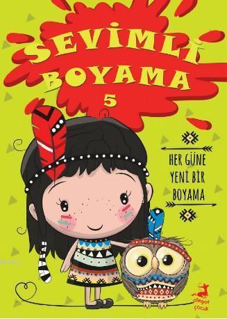 Sevimli Boyama - 5