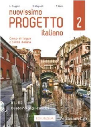 Nuovissimo Progetto italiano 2 Quaderno Degli Esercizi +CD Audio