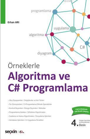 Algoritma ve C# Programlama; Algoritma - Akış Diyagramı - C# Programlama